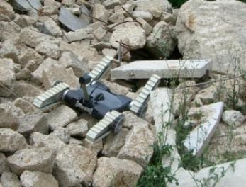 a rescue robot
