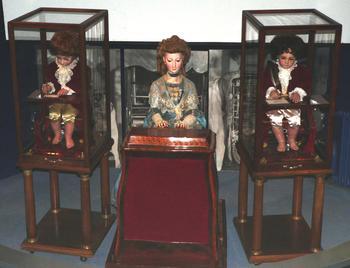 Jaquet-Droz automatons