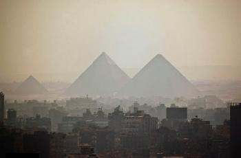 cairo, pyramids