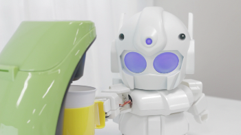 RAPIRO robot