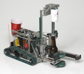Vex bottlebot